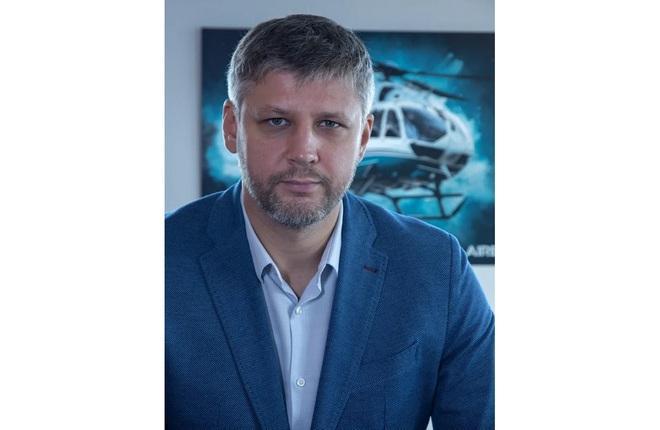 Дмитрий Перепелкин, директор Airbus Helicopters в РФ и Белоруссии