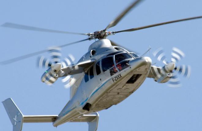 Airbus Helicopters создаст высокоскоростной гибридный вертолет