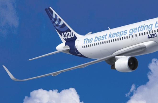 Самолет Airbus А320 NEO
