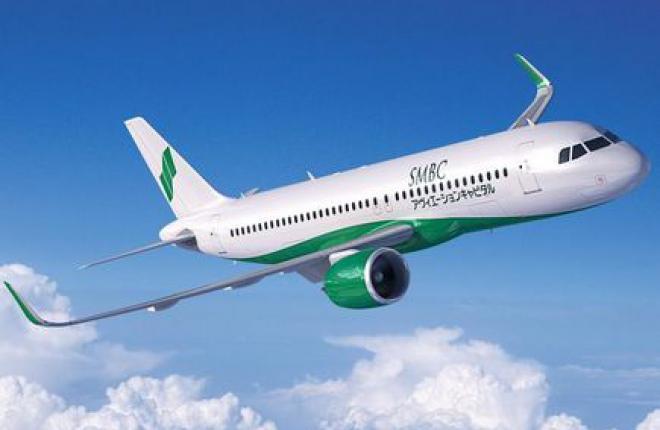 SMBC Aviation Capital разместила крупнейший заказ на самолеты A320