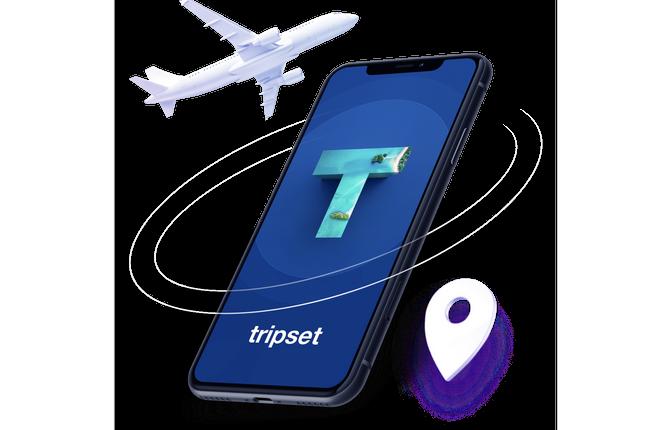 Airbus tripset app