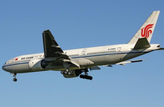 Рейсы Пекин—Москва авиакомпании Air China станут ежедневными