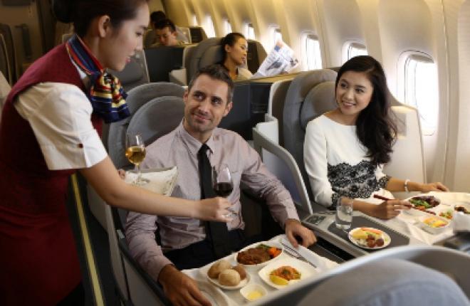 Авиакомпания Air China сократила количество кресел на маршруте Пекин--Москва