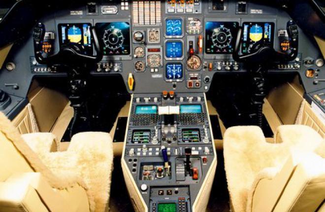 Система Ascend интегрирована в комплекс авионики на основе платформы Pro Line от