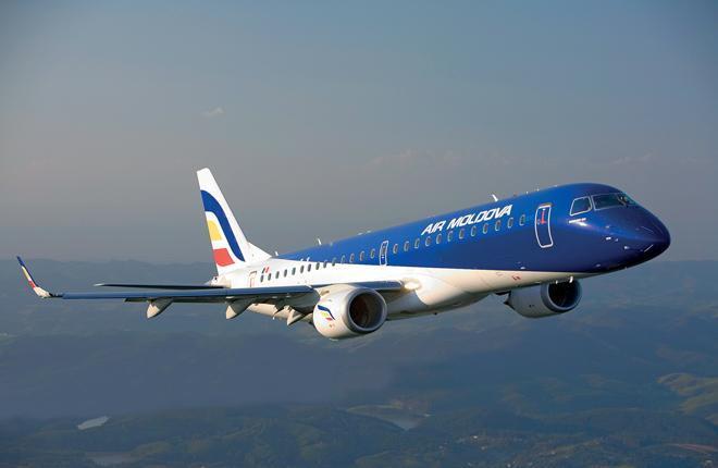 Авиакомпания Air Moldova
