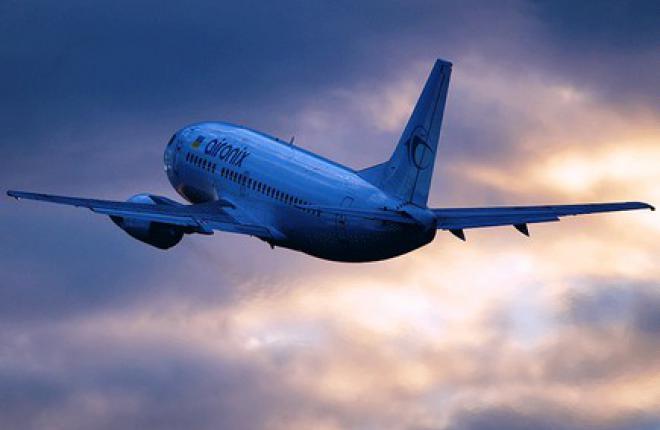 Пассажиропоток авиакомпания Air Onix в I квартале 2013 года составил 40 тыс. чел