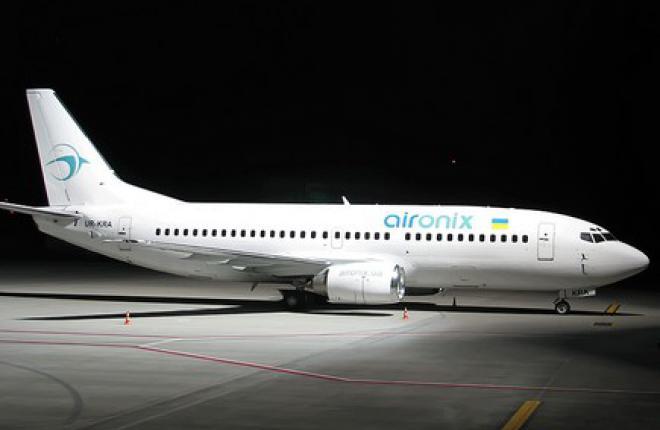 Приостановлено действие сертификата эксплуатанта авиакомпании Air Onix