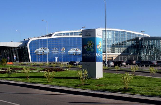 В аэропорту Львова ввели режим открытого неба