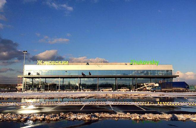 Аэропорт Раменское открыли для международных рейсов