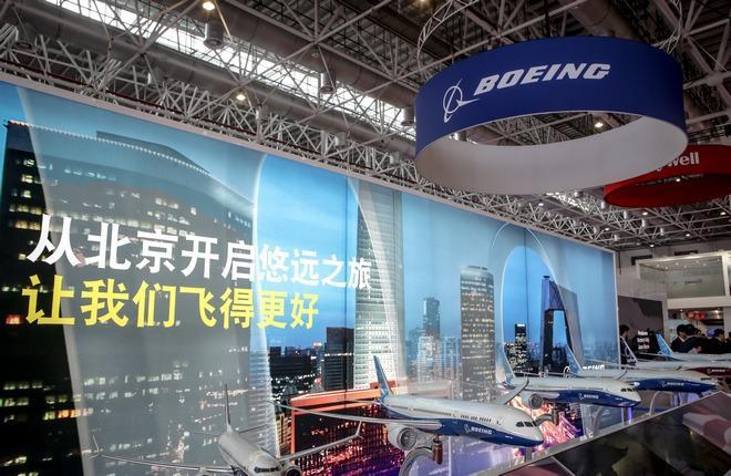 США ввели пошлины на авиационную продукцию из Китая