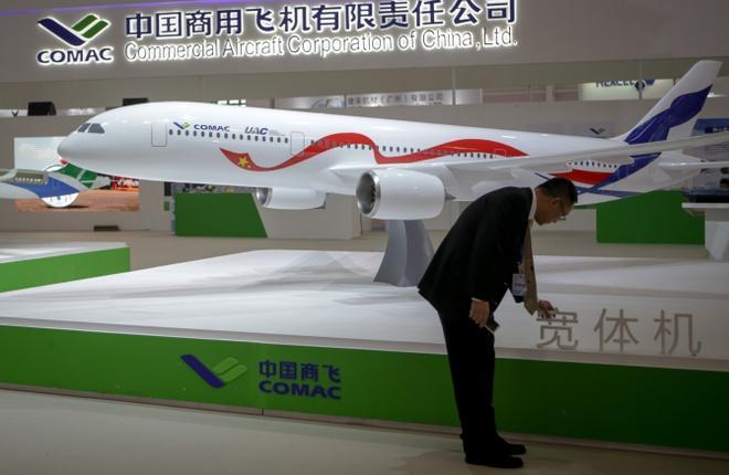 Проект российско-китайского самолета на шаг приблизился к реальности