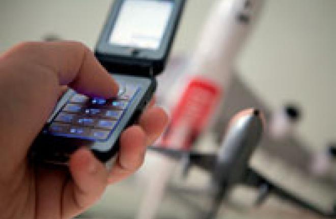 Возможность пользоваться сотовой связью и Интернетом во время полета в последние