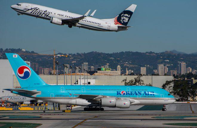 Airbus и Boeing сохранили планы поставок на этот год