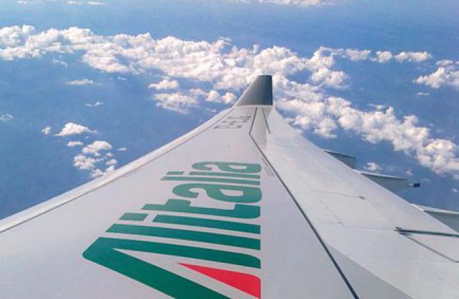 Авиакомпания Etihad Airways приобрела 49% акций авиакомпании Alitalia