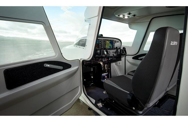 авиатренажер AL172 производства французской компании Alsim