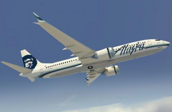 Авиакомпания Alaska Airlines заказала 50 самолетов Boeing