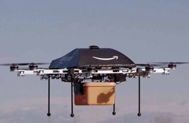 Amazon и Google хотят изменить нижнее воздушное пространство.