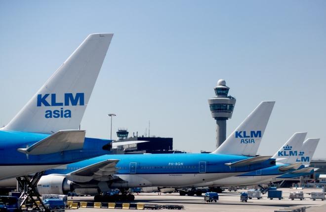 Boeing поможет KLM дольше оставлять двигатели на крыле