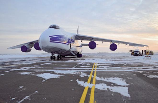 Уполномоченным конструкторским бюро по самолетам Ан-124 в России назначена компания «Ил»