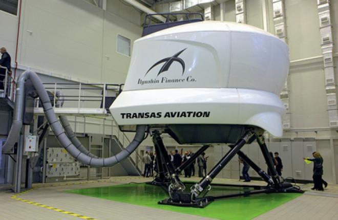 На тренажере Ан-148 в учебном центре S7 Training используется новая электропнев