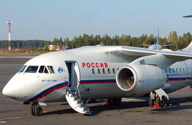 Ан-148 Российского производства. Фото: Ingvar-fed/Igor Fedenko/Игорь Феденко