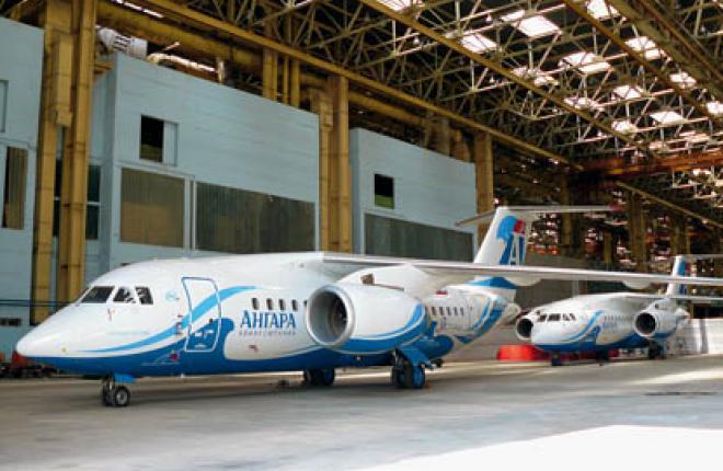 Самолеты Ан-148-100E для авиакомпании «Ангара» готовы к поставке