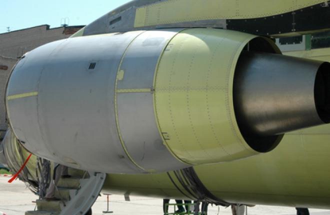 Ремоторизация самолетов Ан-158 и Ан-148