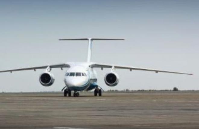 """Авиакомпания """"Ангара"""" перевезла более 75 тыс. пасс. самолетами Ан-148"""