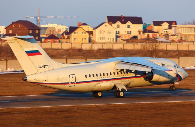 Авиакомпания «Саратовские авиалинии» получила третий самолет Ан-148