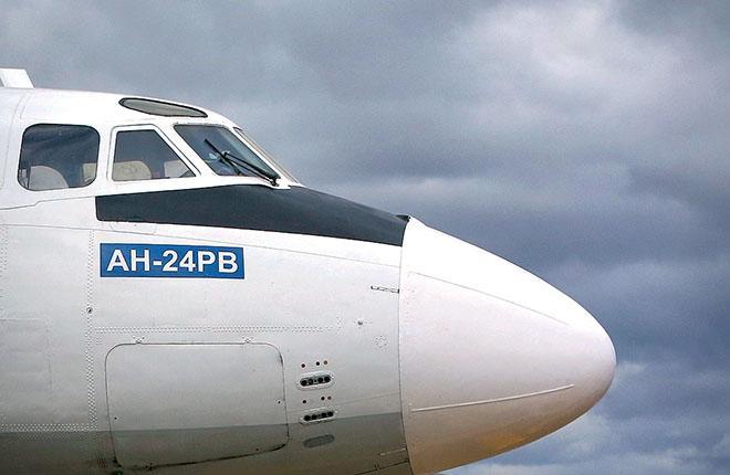 Без ремонта двигателей эксплуатация Ан-24/26 прекратится в течение полутора-двух лет