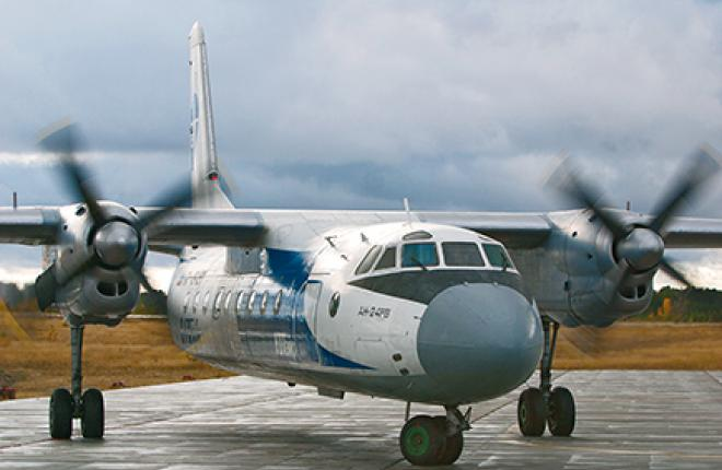 Russian regional operators look for the replacement of the ageing Antonov An-24 turboprops