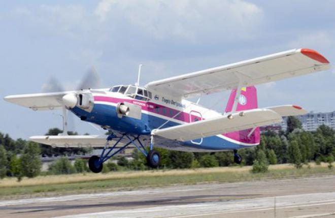 Самолет Ан-2-100 выполнил первый полет