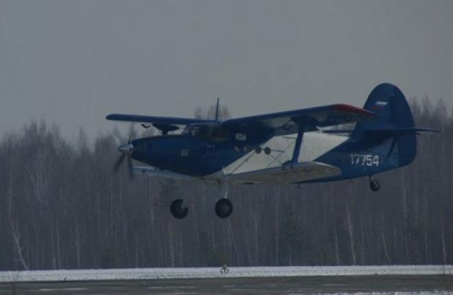 Honeywell испытывает свой двигатель на Ан-2 : СибНИА