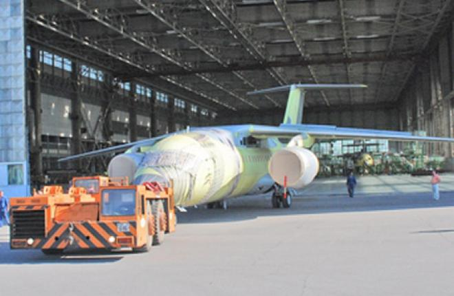 ВАСО увеличит поставки Ан-148 и Ил-96