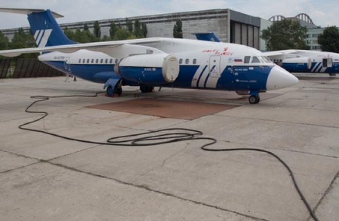 """Авиакомпания """"Ангара"""" получила четвертый самолет Ан-148"""