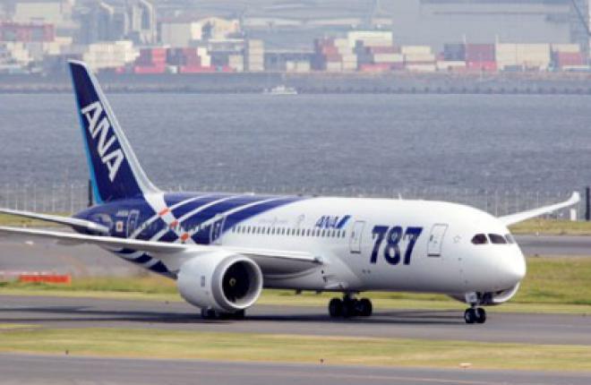 У Boeing 787 обнаружены дефекты в композиционной конструкции фюзеляжа