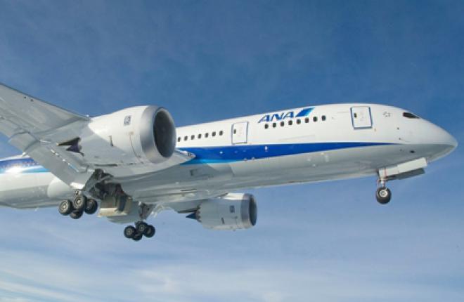 All Nippon Airways Boeing 787