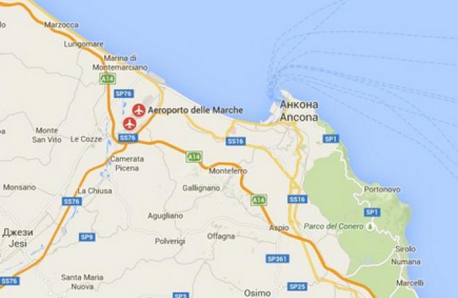 """""""Новапорт"""" заинтересовался аэропортом на итальянском побережье Адриатики"""