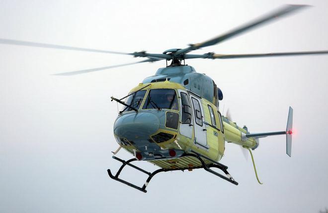 вертолет ансат-м