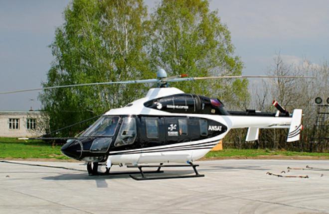 Ансат и другие модели Вертолетов России
