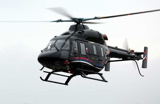 вертолет Ансат Республика сербска