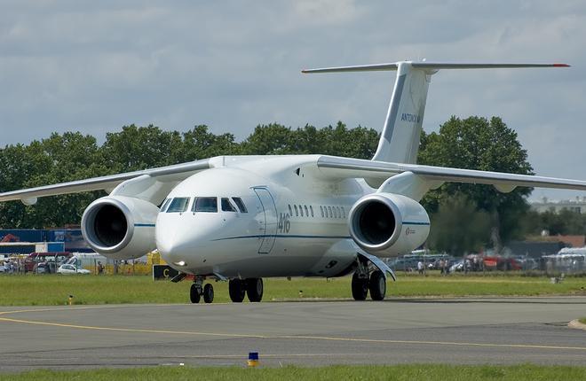 Украина введет пошлины на ввоз региональных самолетов