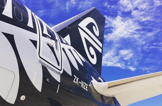 Самолет Air New Zealand проверил робот