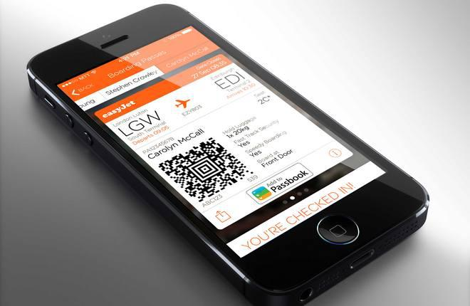 Билеты на рейсы easyJet можно оплатить через Apple Pay