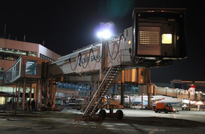 Аэропорт Домодедово получил телетрап для обслуживания Airbus А380