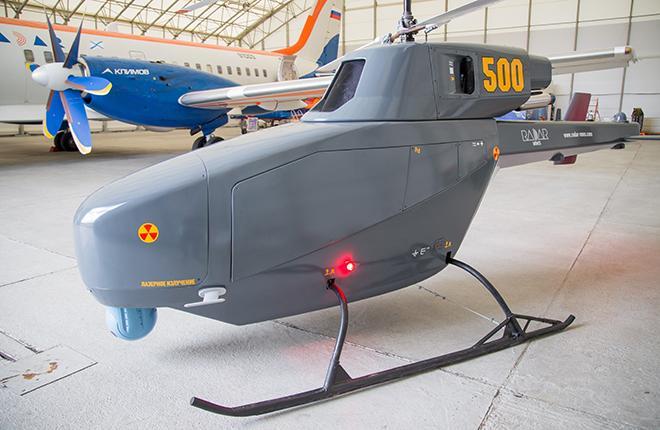 """Беспилотный вертолет весом 500 кг может взять в качестве полезной нагрузки вес до 150 кг :: НПП """"Радар ммс"""""""