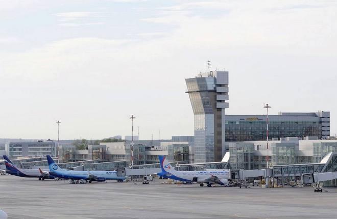 """Крупнейшим аэропортом холдинга """"Аэропорты региона"""" останется Кольцово"""