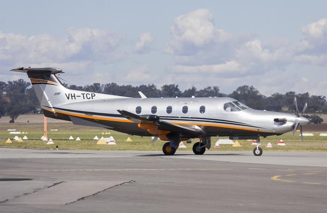 Nesterov Aviation уточнила срок поставок PC-12 для белорусского делового оператора