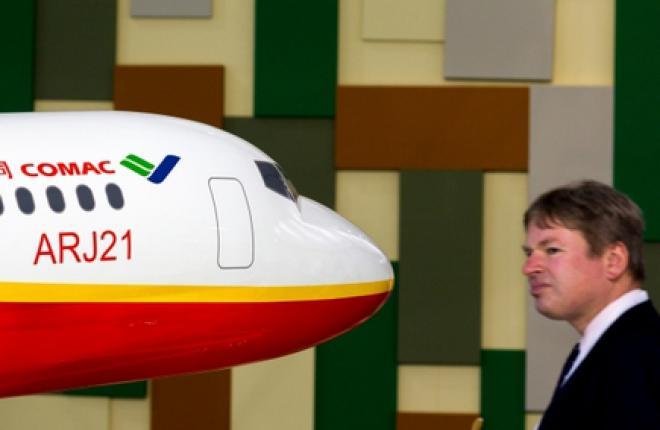 Comac запустила в серийное производство региональный самолет ARJ21