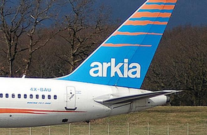 Авиакомпания Arkia начинает летать из Тель-Авива в Москву